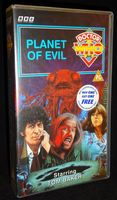 Doctor Who: Planet of Evil - Video